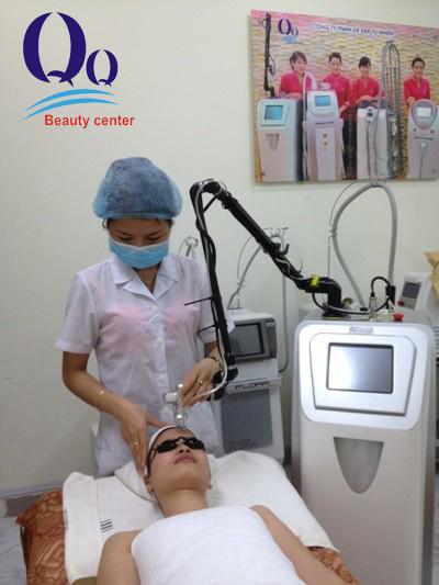 Quy trình xóa xăm mí mắt tại Thẩm mỹ viện Thanh Quỳnh